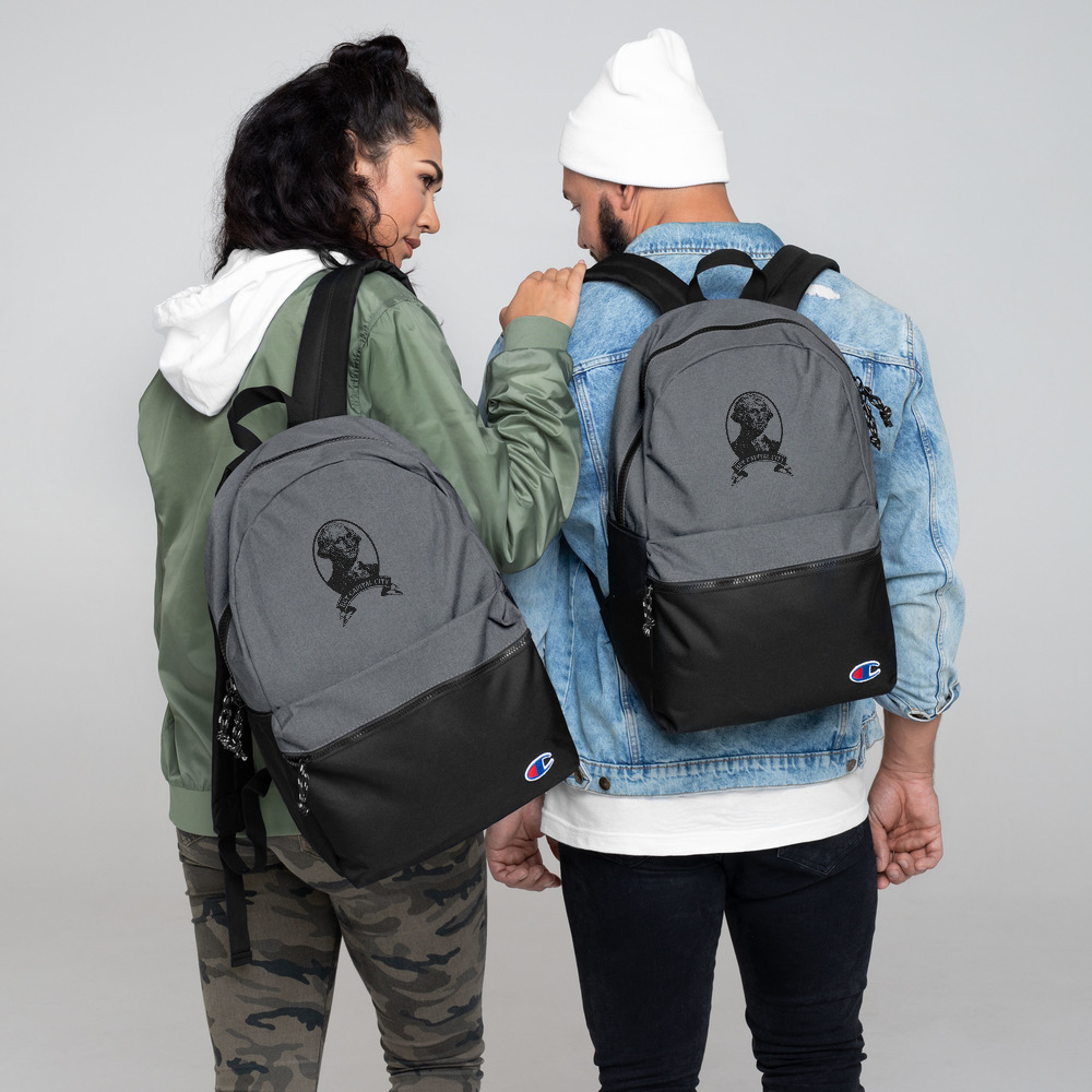 Embroidered Bet Capital City Champion Backpack