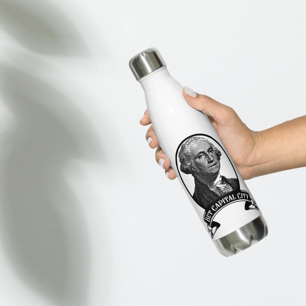 Bet Capital City (George Washington) Water Bottle